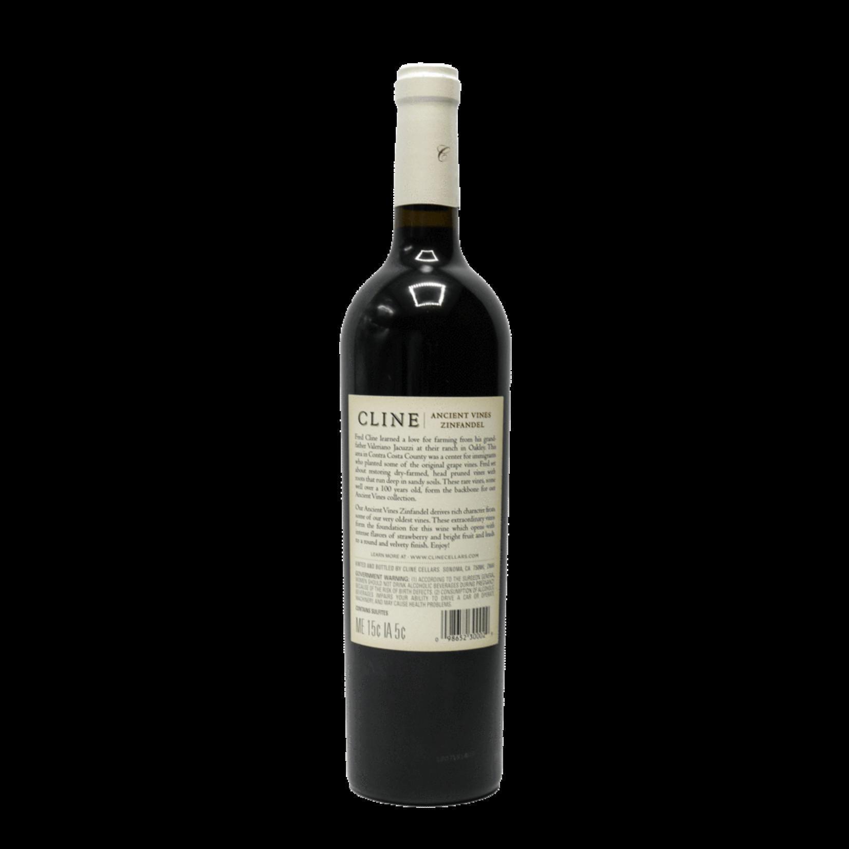 Wine Cline Cellars Zinfandel Ancient Vines 2017