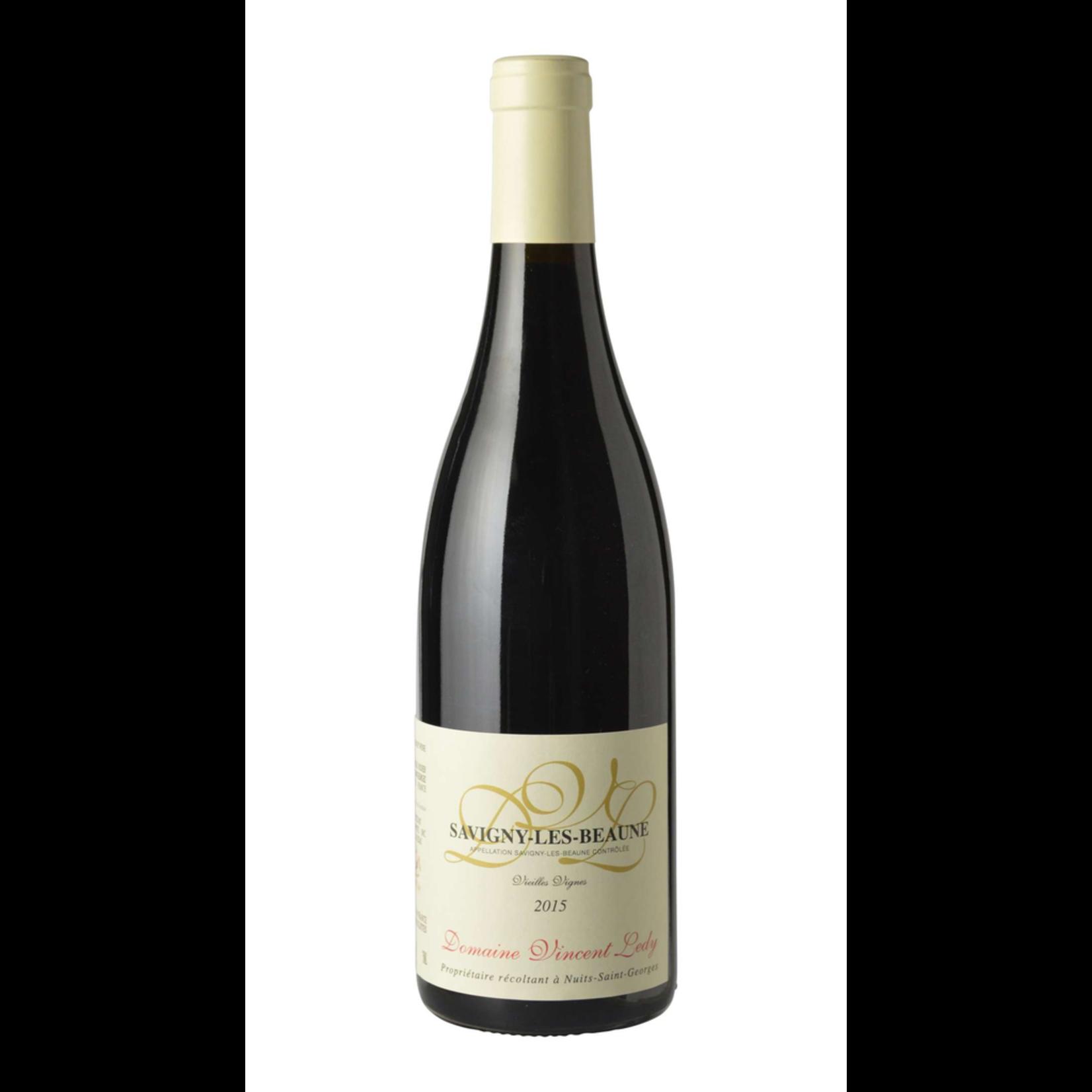 Wine Domaine Vincent Ledy Savigny Les Beaune Vieilles Vignes 2015