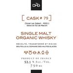 Domaine des Hautes Glaces Single Cask Single Malt French Whiskey