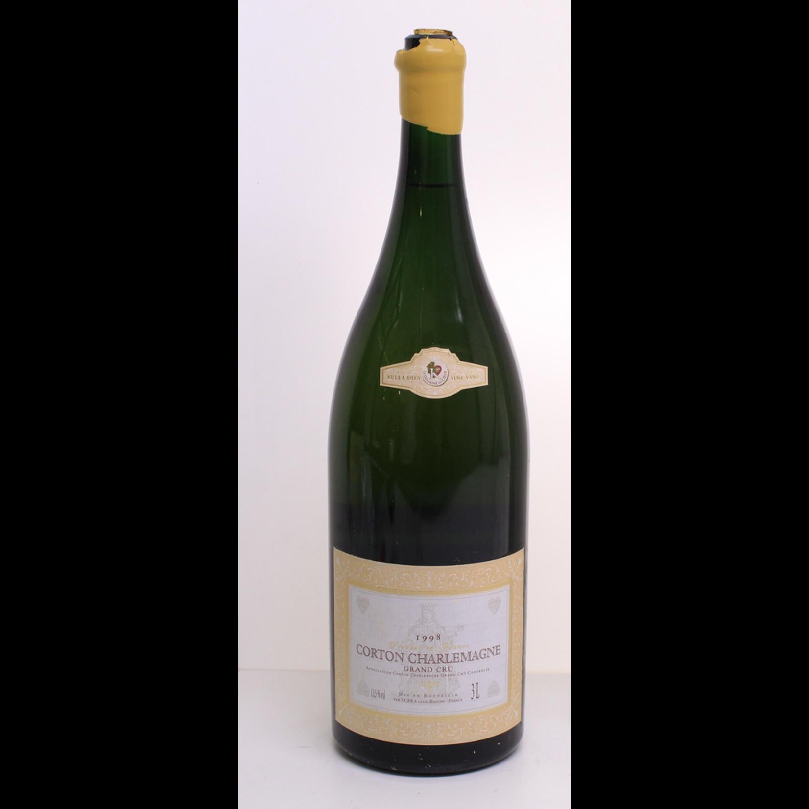 Wine Domaine de Coeur Corton Charlemagne Grand Cru 1998 3L