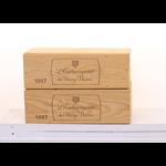 Wine L'Extravagant de Doisy Daene Sauternes 1997 375ml owc