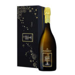 Sparkling Champagne Pommery Cuvee Louise Brut Nature Gift Box 2004