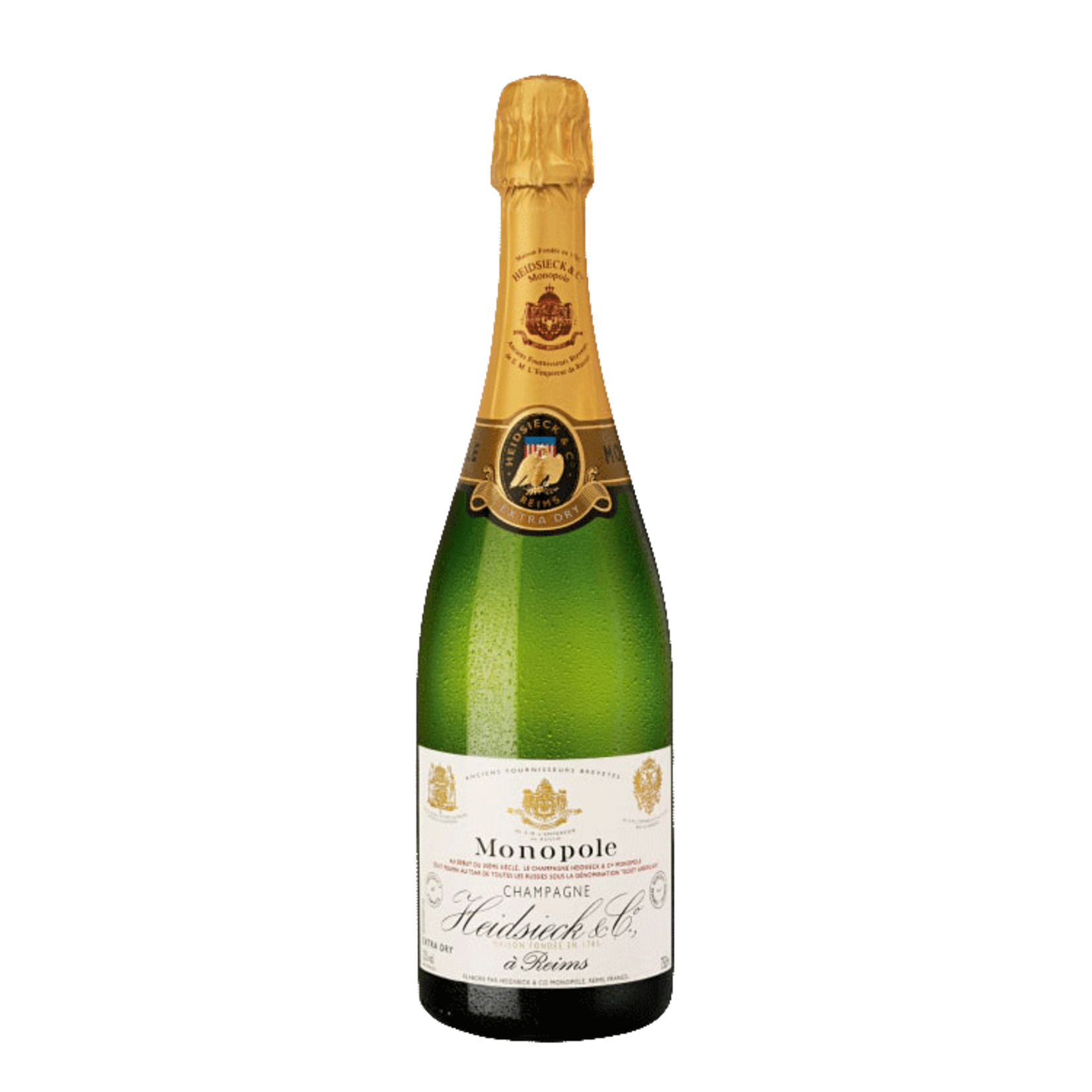 Sparkling Heidsieck Monopole Extra Dry Champagne