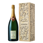 Sparkling Champagne Pommery Les Clos Pompadour Gift Box 2003 1.5L