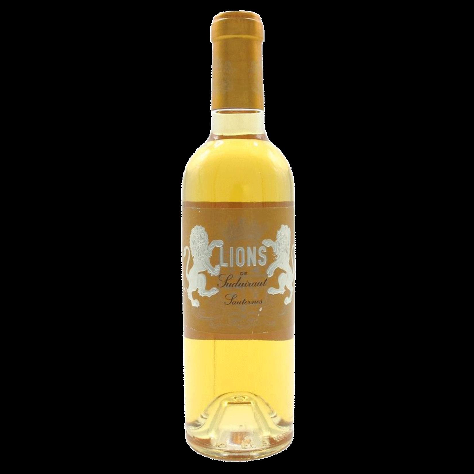 Wine Chateau Suduiraut Sauternes Lions de Suduiraut 2013 375ml