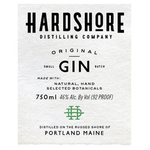 Hardshore Distilling Company Original Gin from Maine