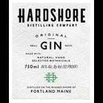 Spirits Hardshore Distilling Company Original Gin from Maine
