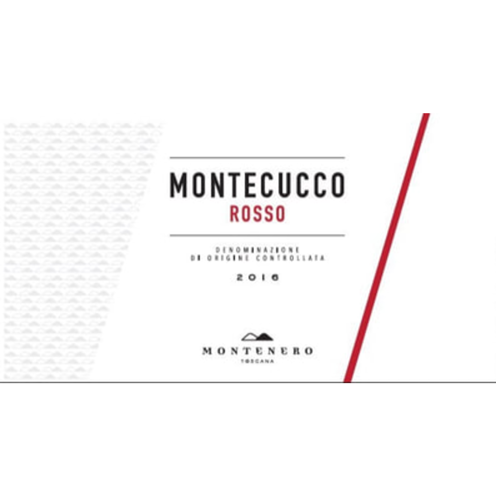 Montecucco Rosso DOC 2016