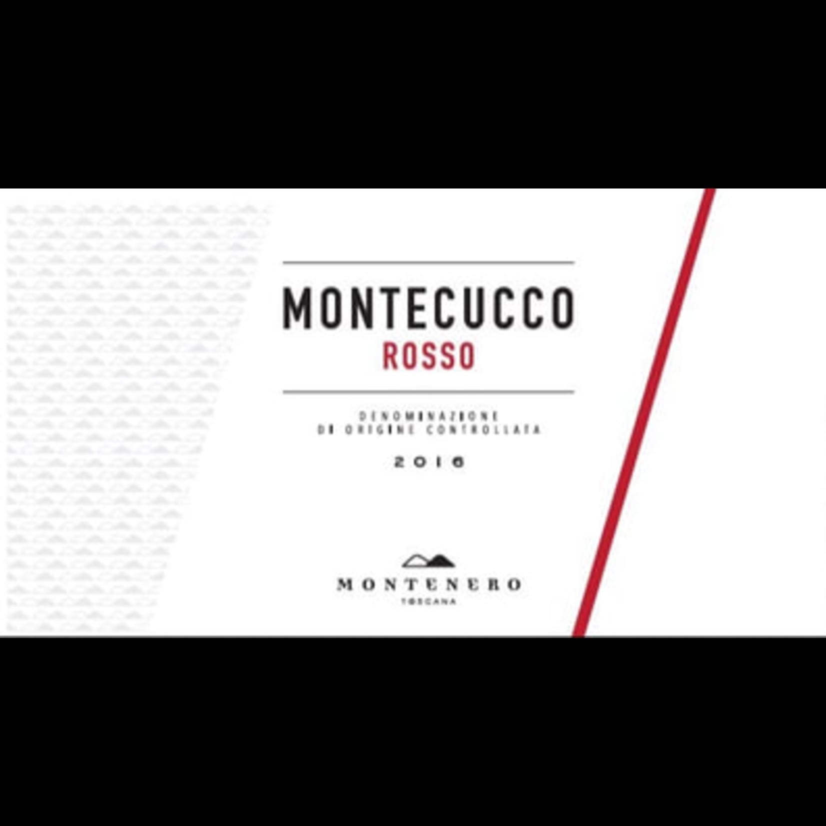 Wine Montecucco Rosso DOC 2016