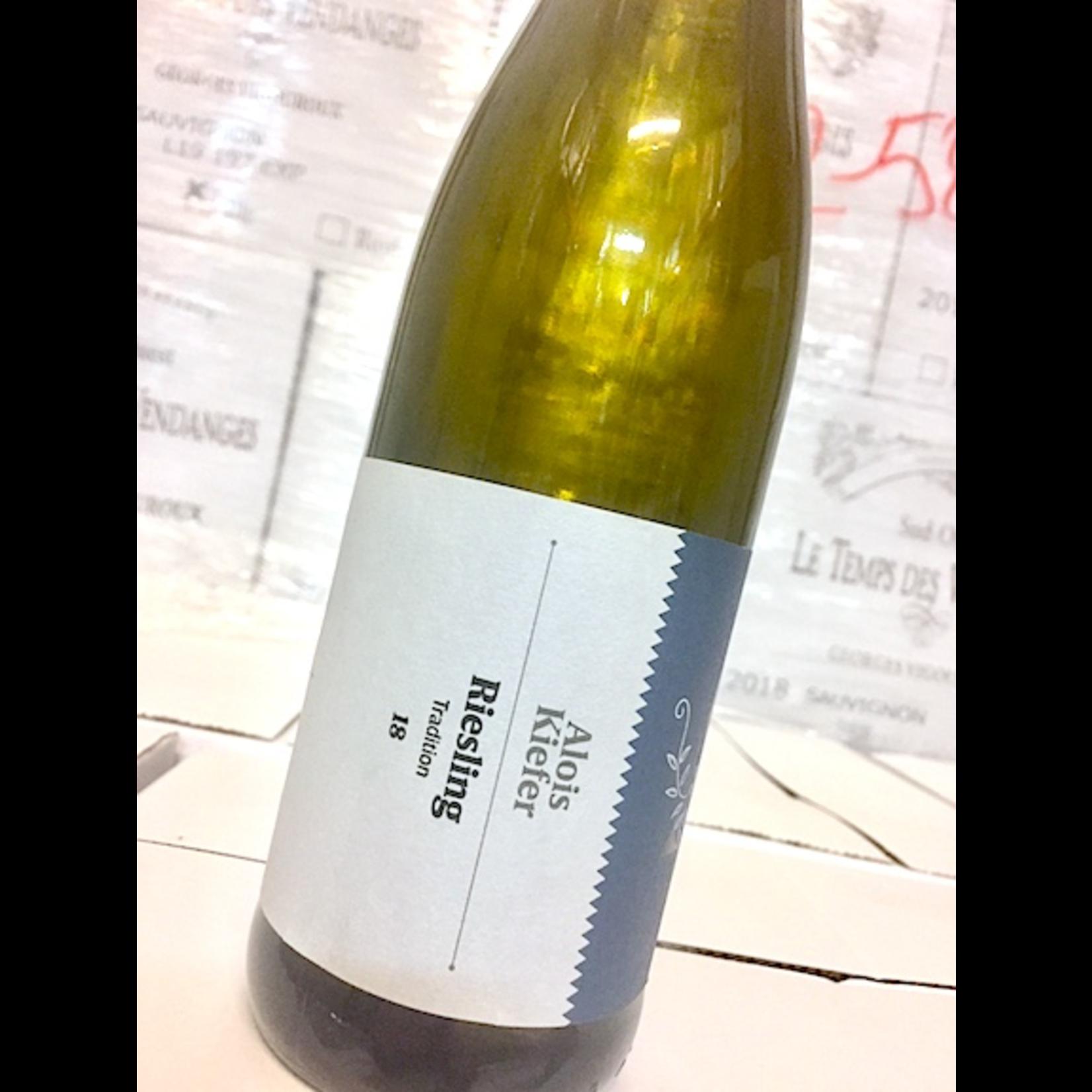 Wine Alois Kiefer Aloisiushof Riesling Tradition 2018