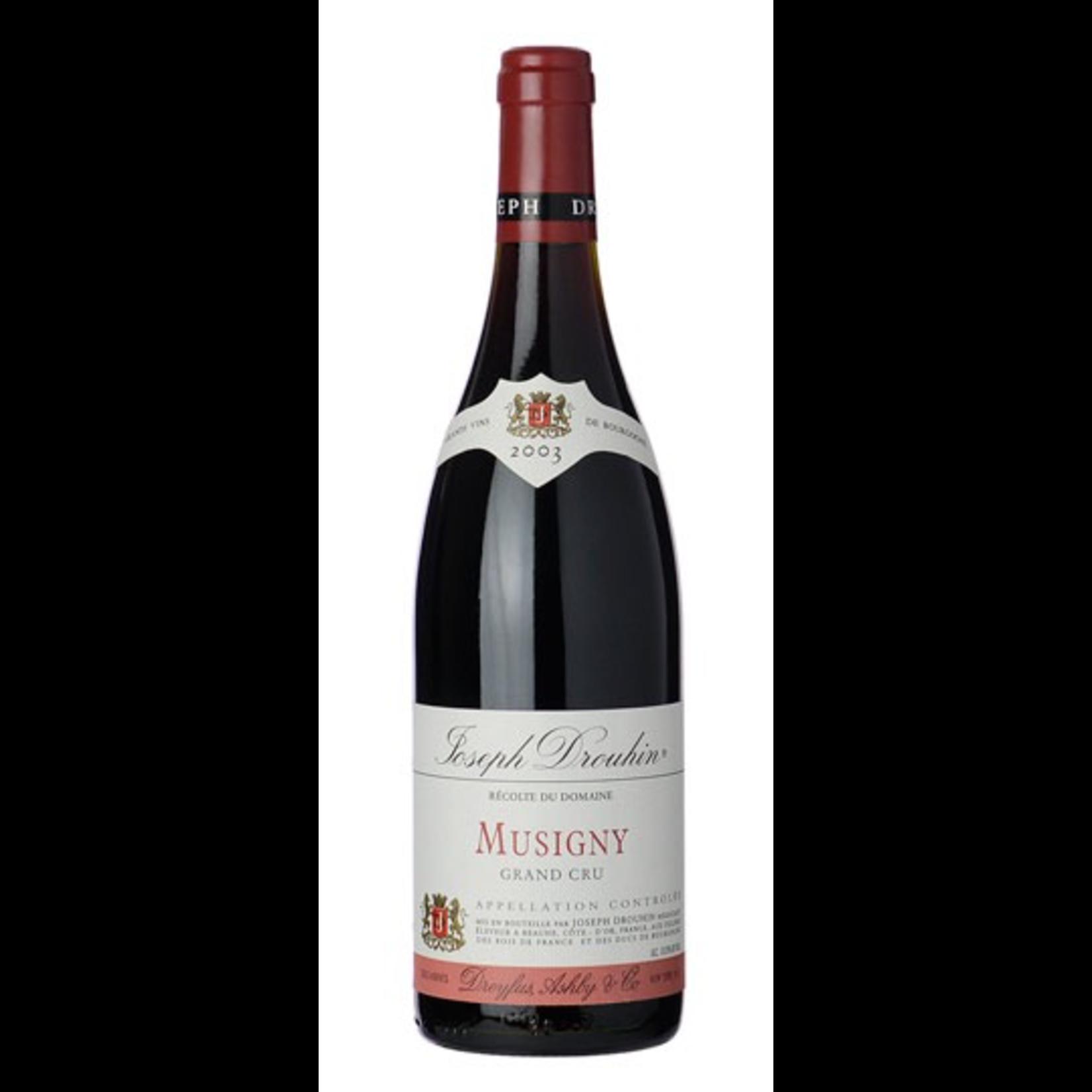 Wine Joseph Drouhin Musigny Grand Cru 2003