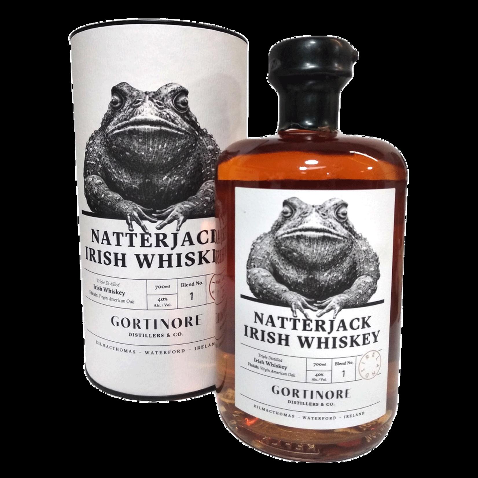 Spirits Gortinore Distillers & Co Natterjack Irish Whiskey