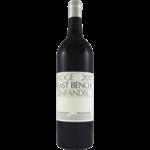 Ridge Vineyards Zinfandel East Bench Dry Creek Valley 2018