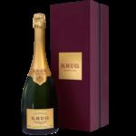 Sparkling Krug Champagne Cuve 168th Edition Gift Box