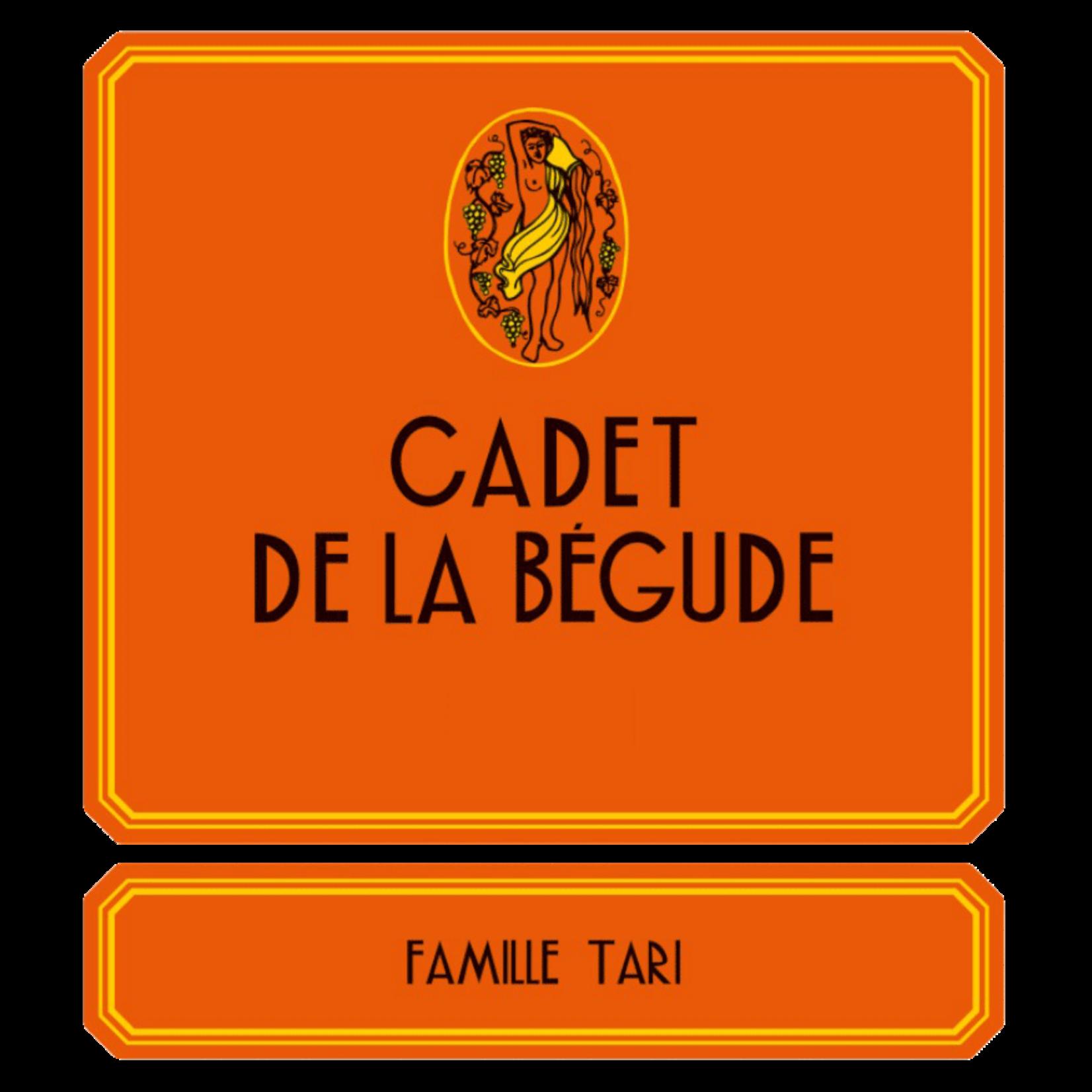 Wine Domaine de la Begude Mediterranee Cadet 2017
