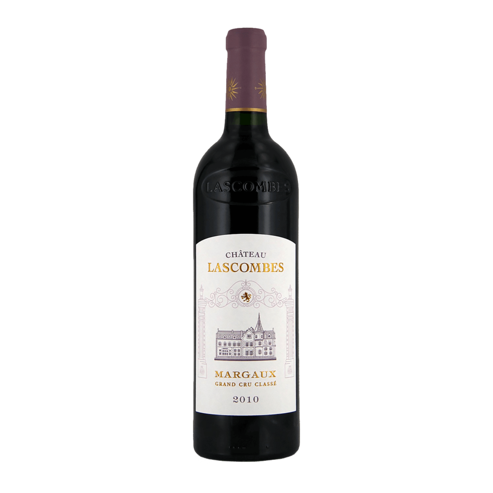 Wine Chateau Lascombes Margaux 2010