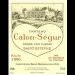 Chateau Calon Segur 1989