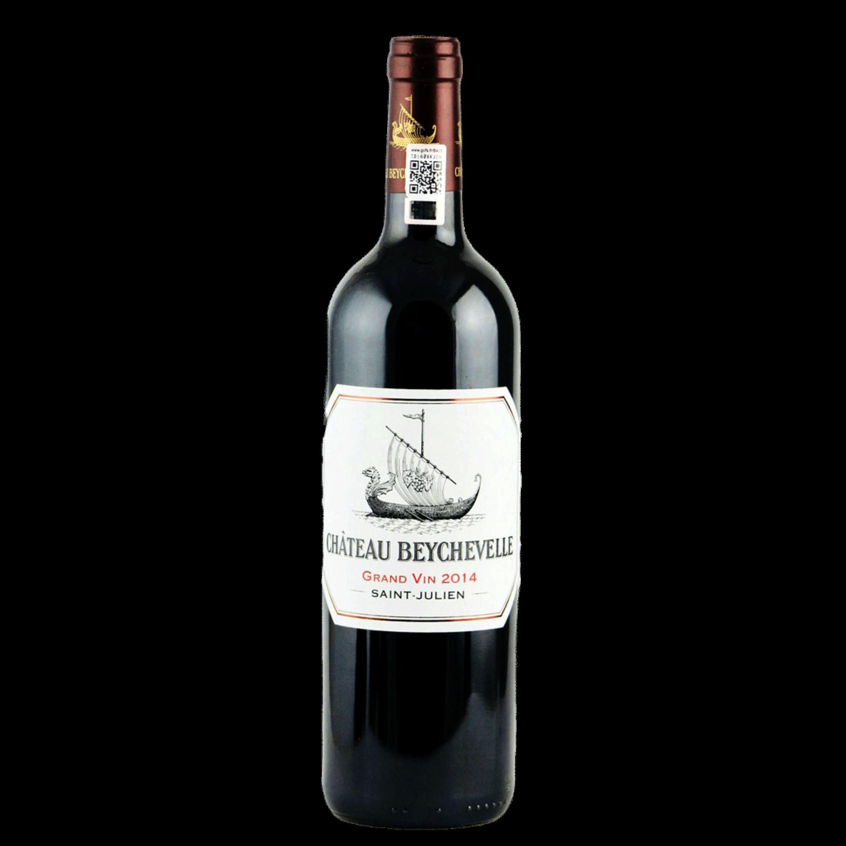 Wine Chateau Beychevelle Saint Julien 2014