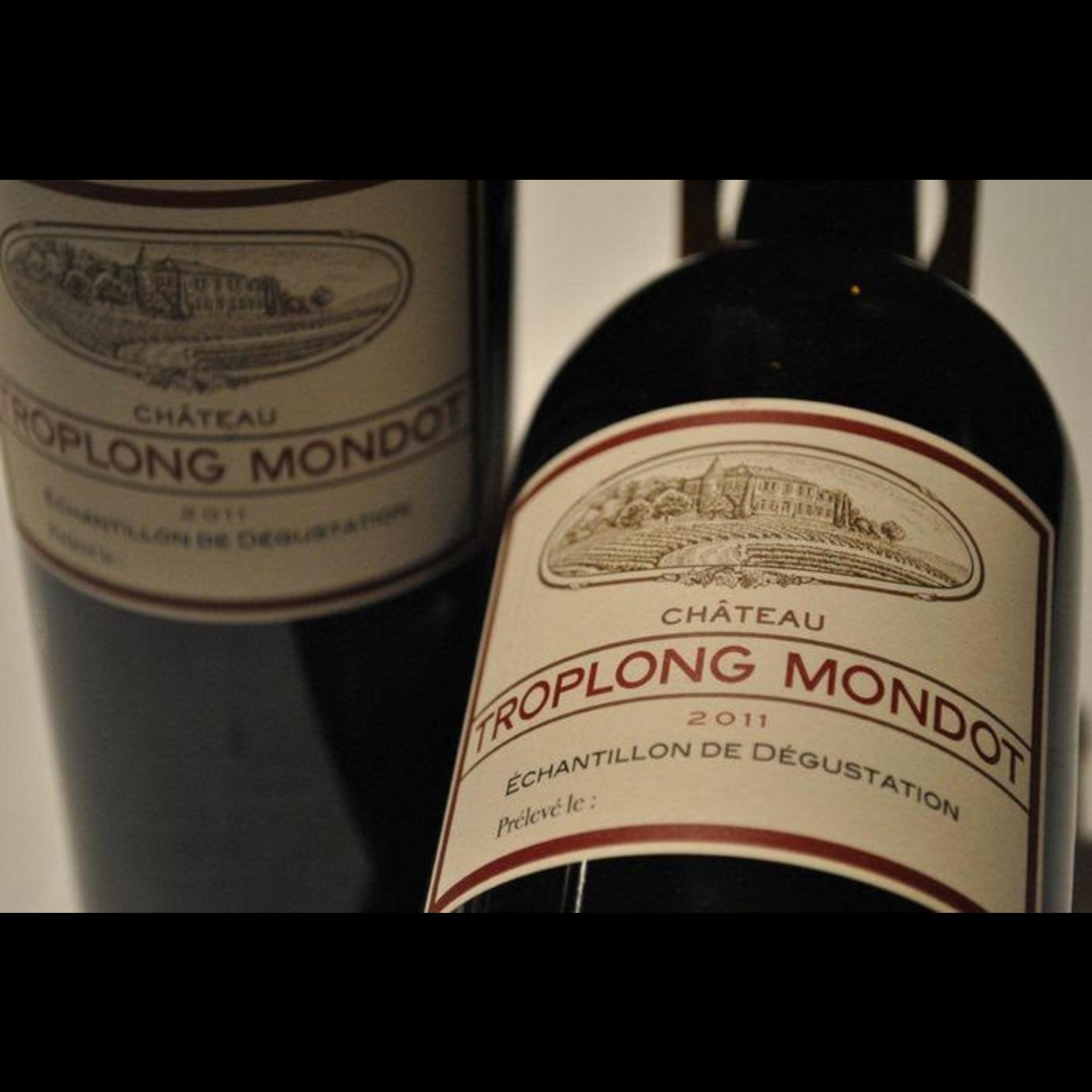 Wine Chateau Troplong Mondot Saint Emilion 2011