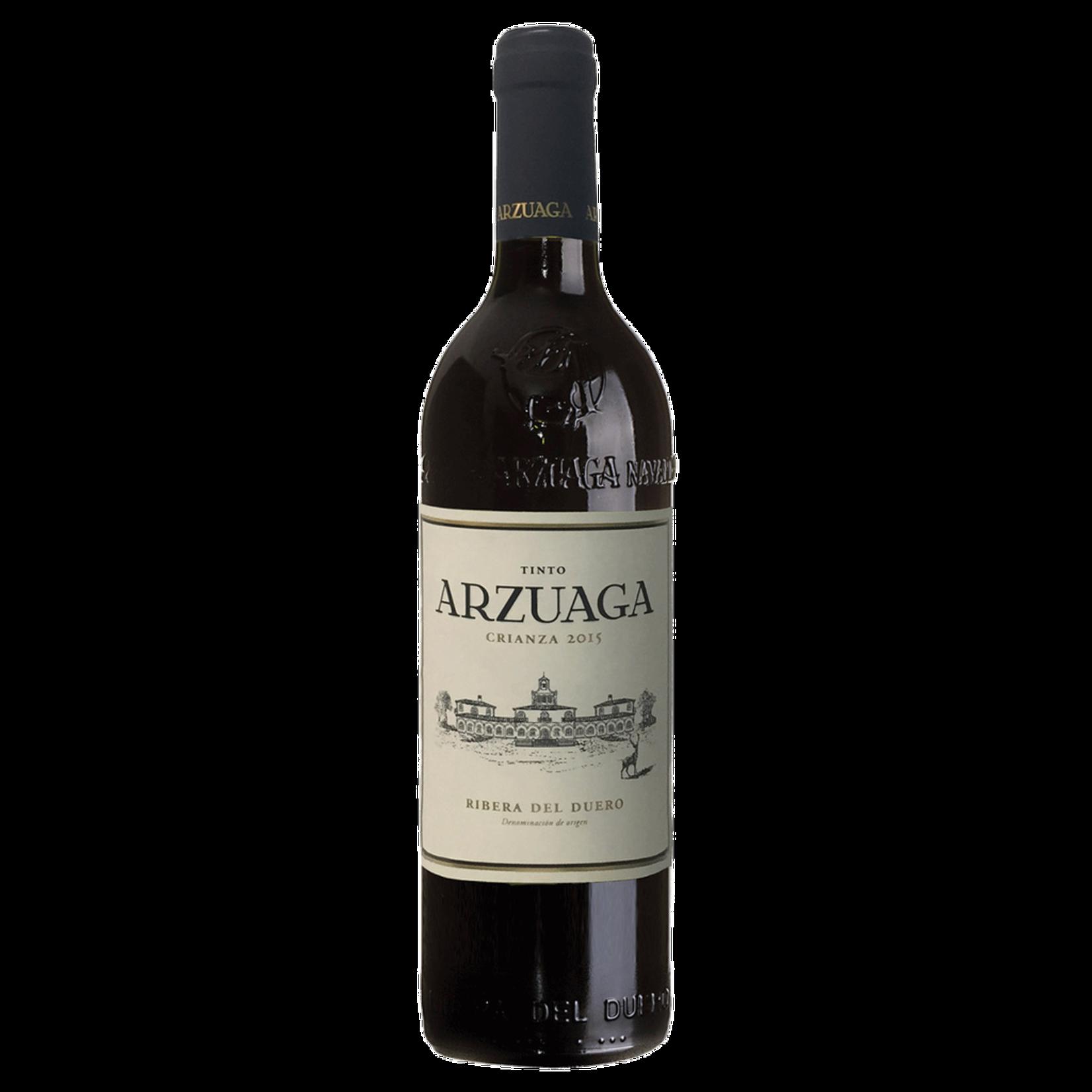 Wine Arzuaga Ribera del Duero Crianza 2017