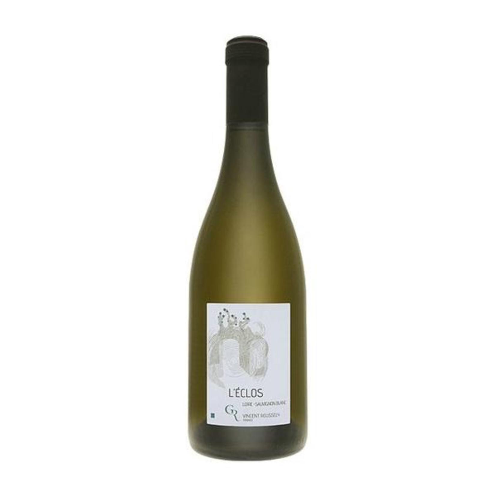 Wine Domaine du Clos Roussely Touraine Sauvignon Blanc L'Eclos 2018