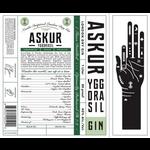 Askur Yggdrasil London Dry Gin 1L