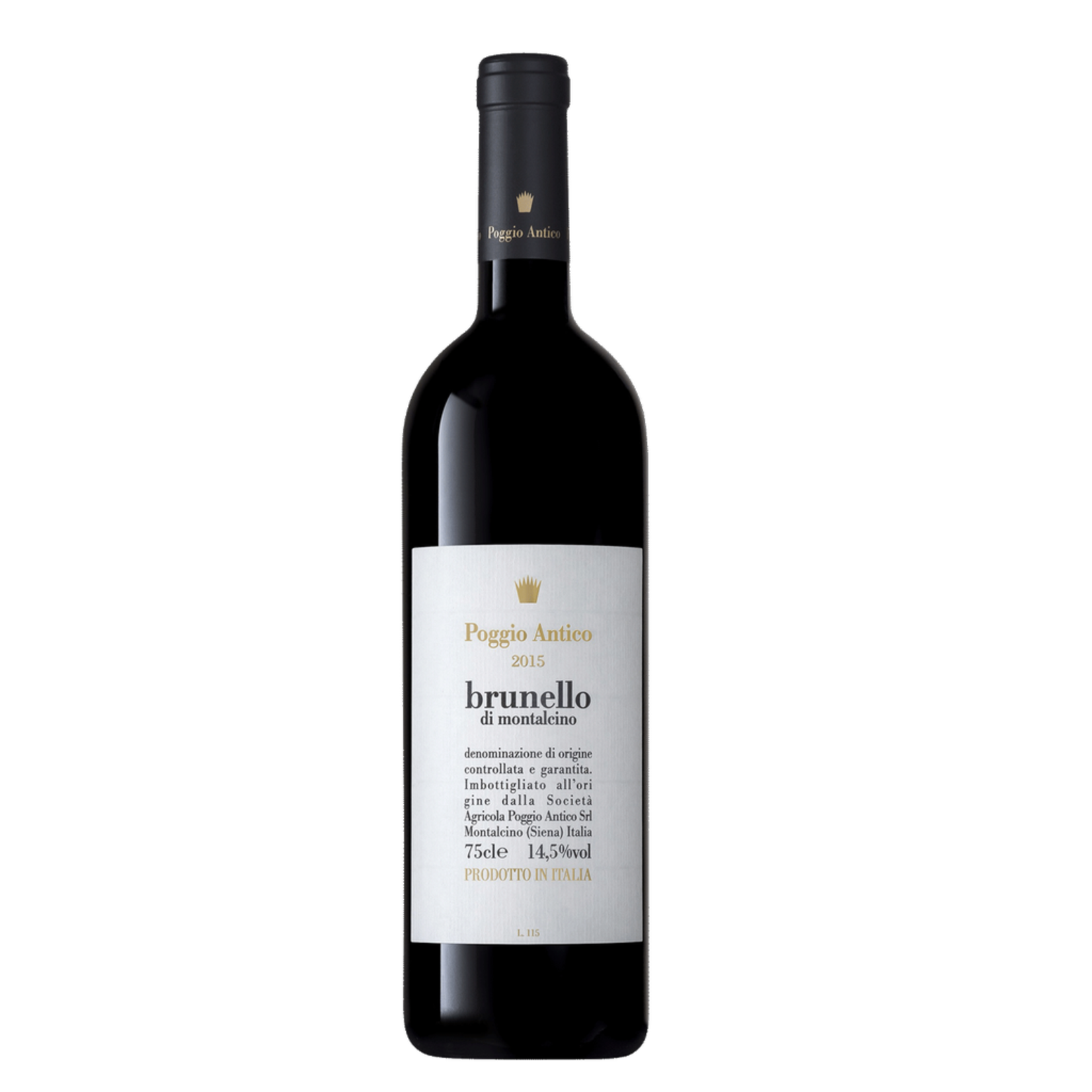 Wine Poggio Antico Brunello di Montalcino 2015