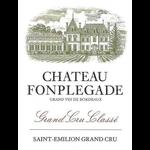 Wine Chateau Fonplegade 2015