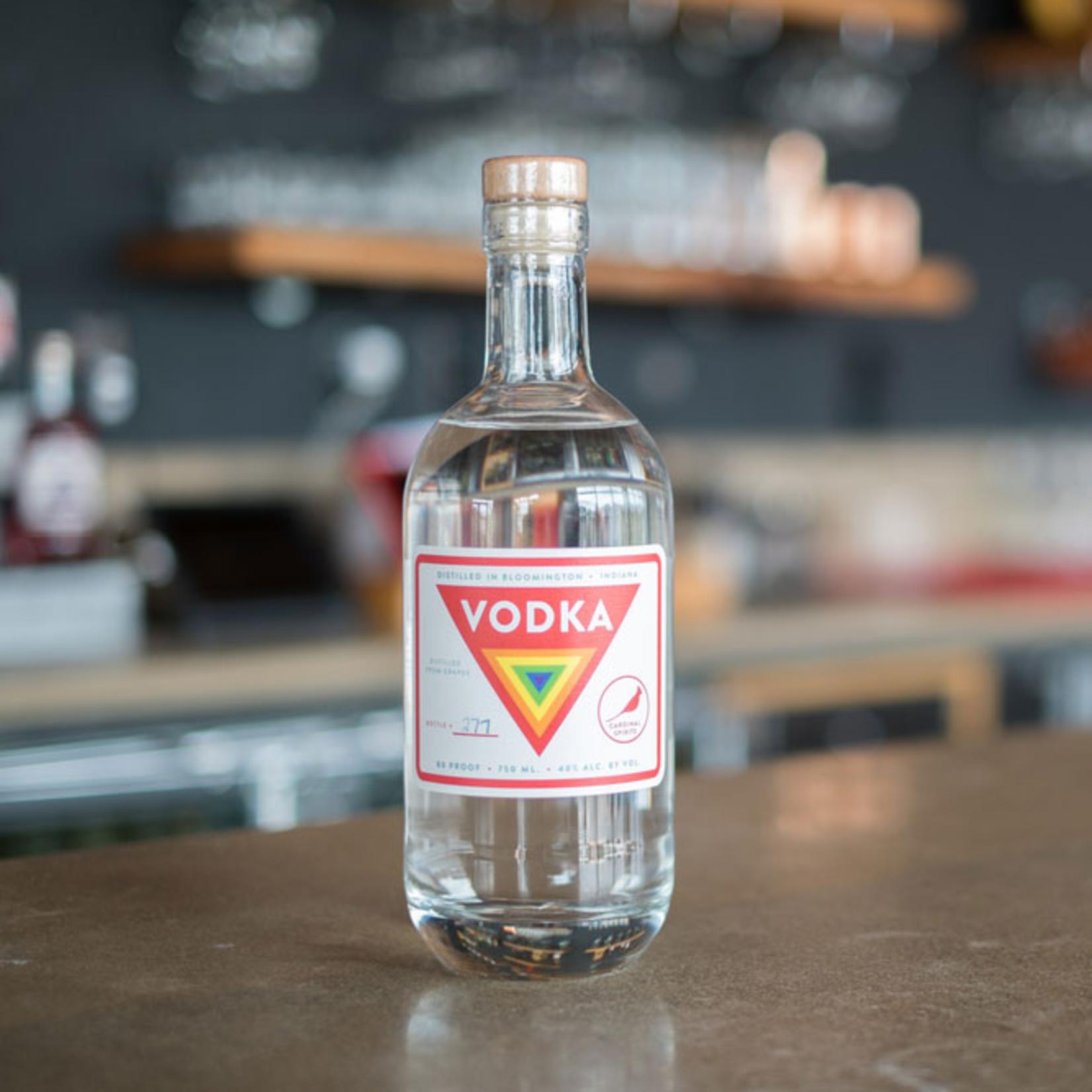 Spirits Cardinal Spirits Pride Vodka