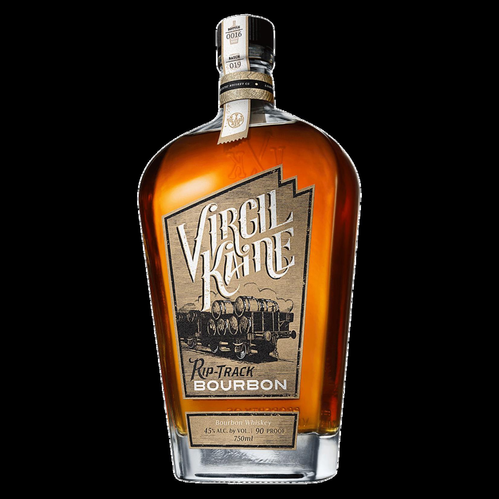 Spirits Virgil Kaine Rip-Track High Rye Bourbon Whiskey