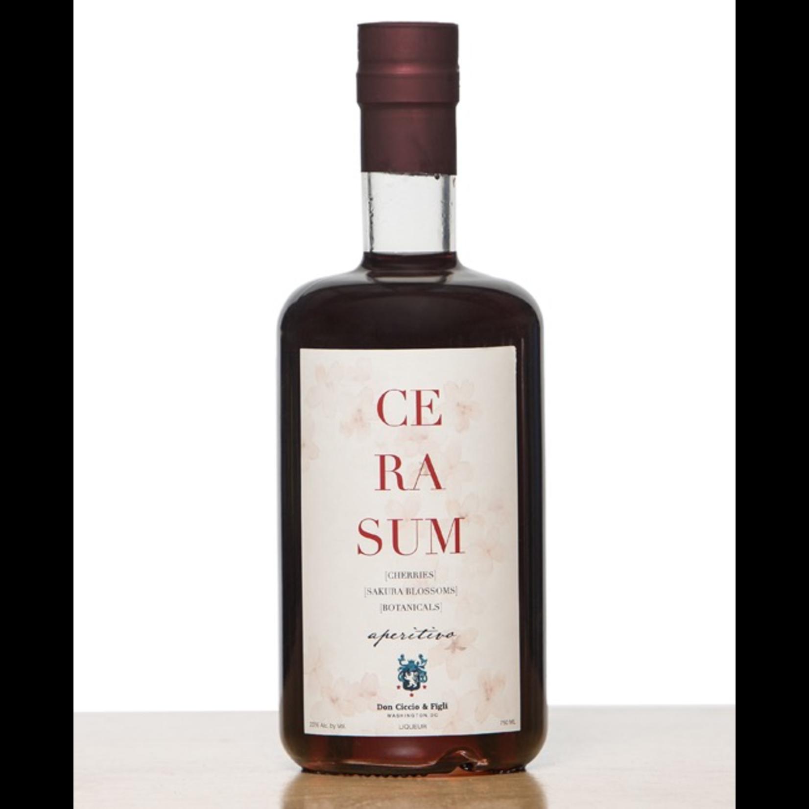 Spirits Don Ciccio & Figli Cerasum