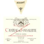 Rayas Chateau de Fonsalette Cotes du Rhone Reserve 2009