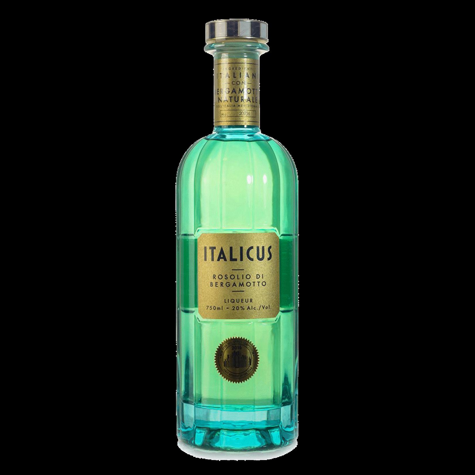 Spirits Italicus Rosolio Di Bergamotto