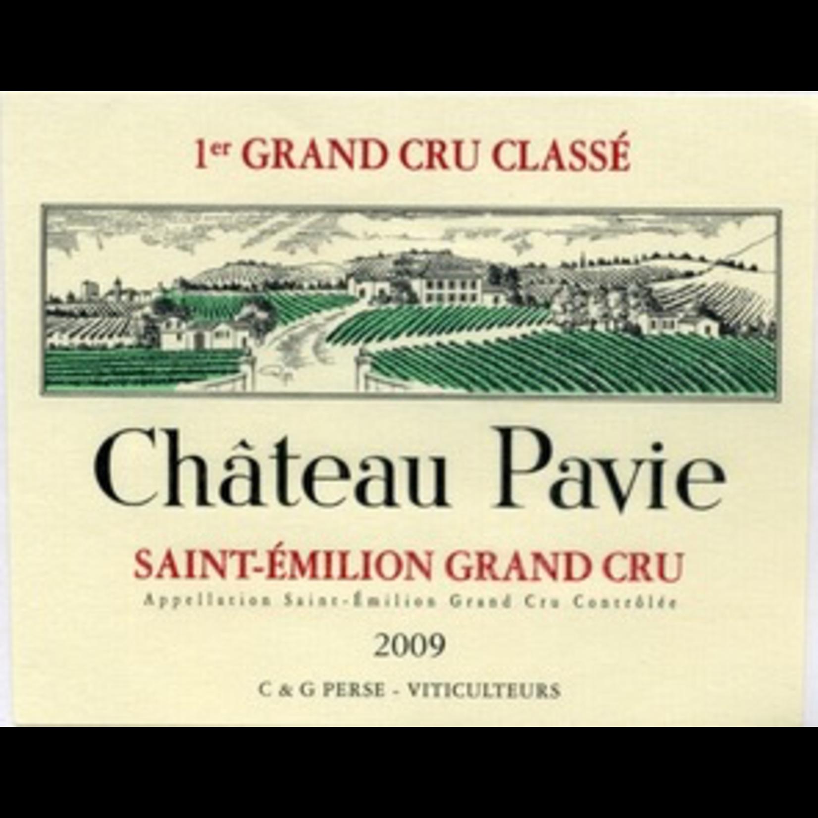 Wine Chateau Pavie 2006