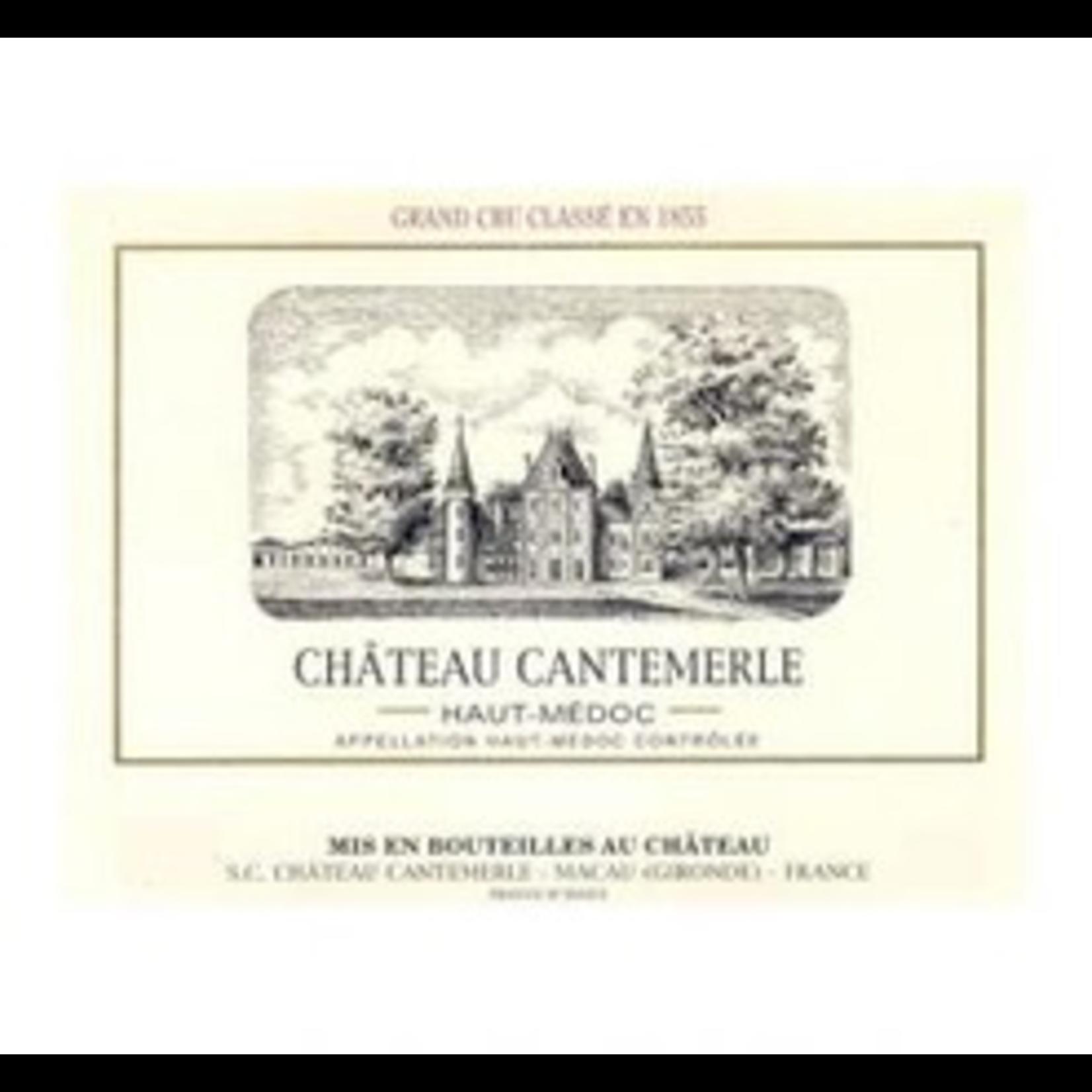 Chateau Cantemerle 2015