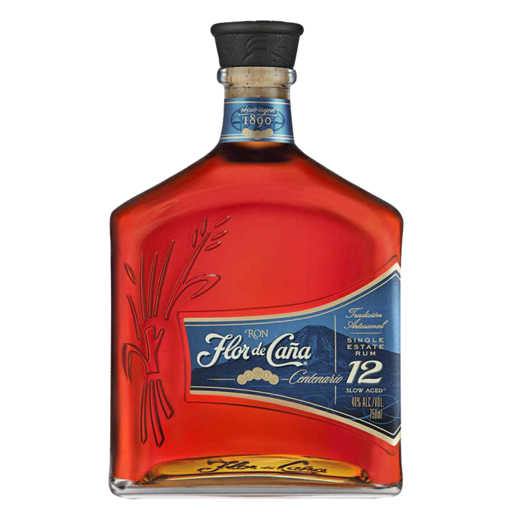 Spirits Flor de Cana Rum 12 Year