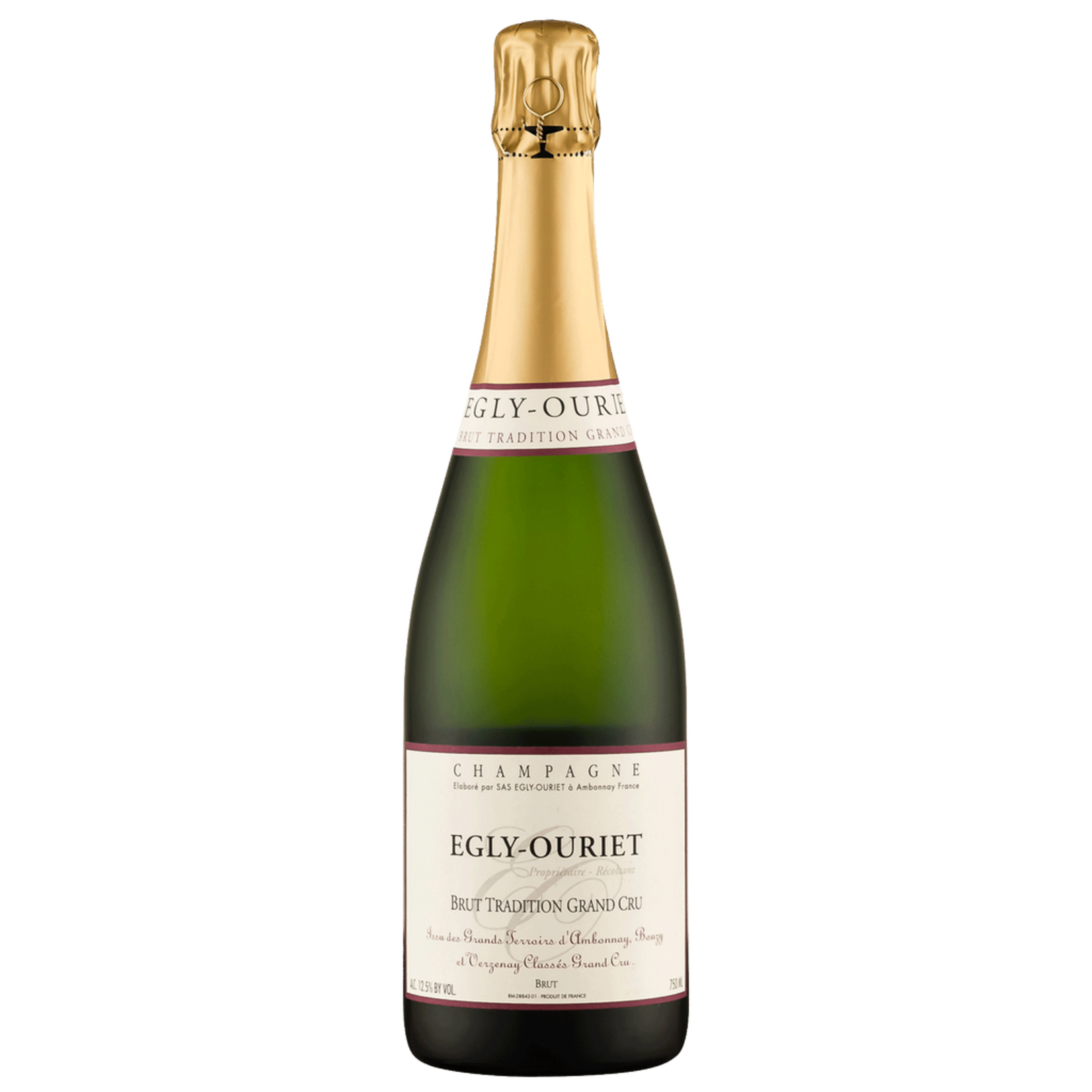 Sparkling Egly-Ouriet Champagne Grand Cru Brut Tradition NV
