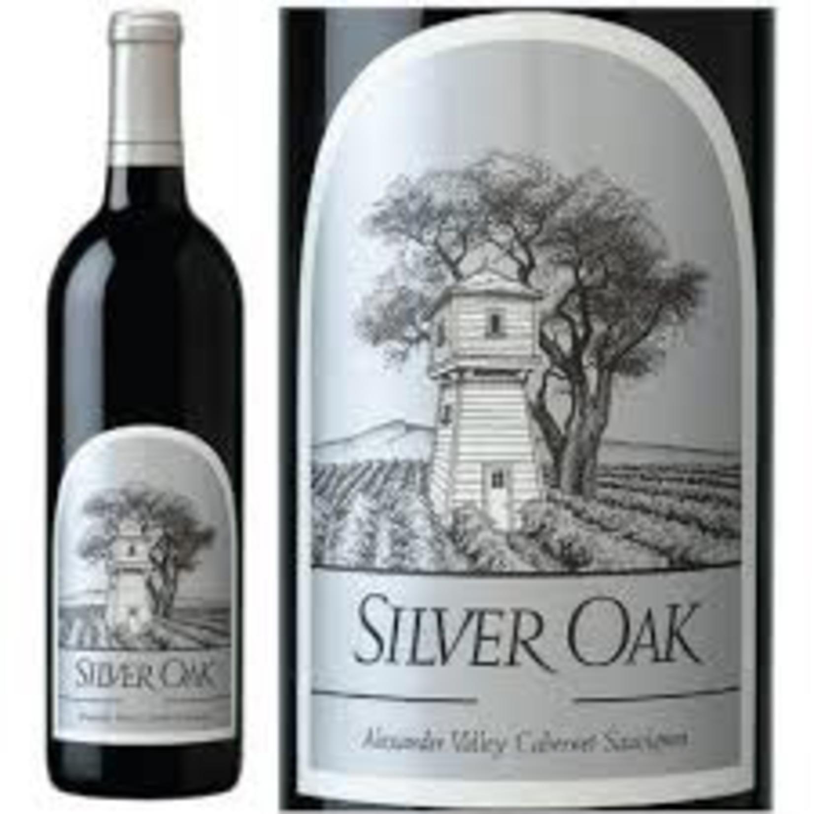 Wine Silver Oak Cabernet Sauvignon Alexander Valley 2016