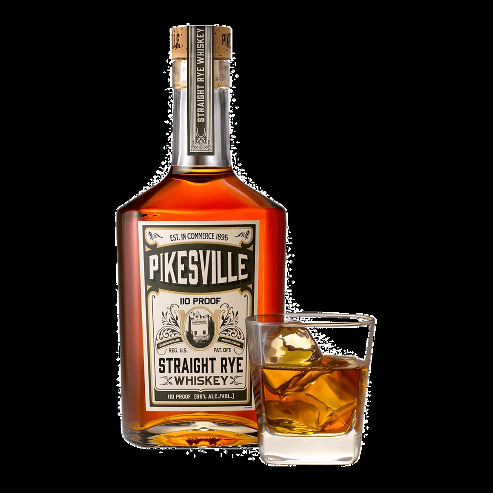 Spirits Pikesville Straight Rye Whiskey