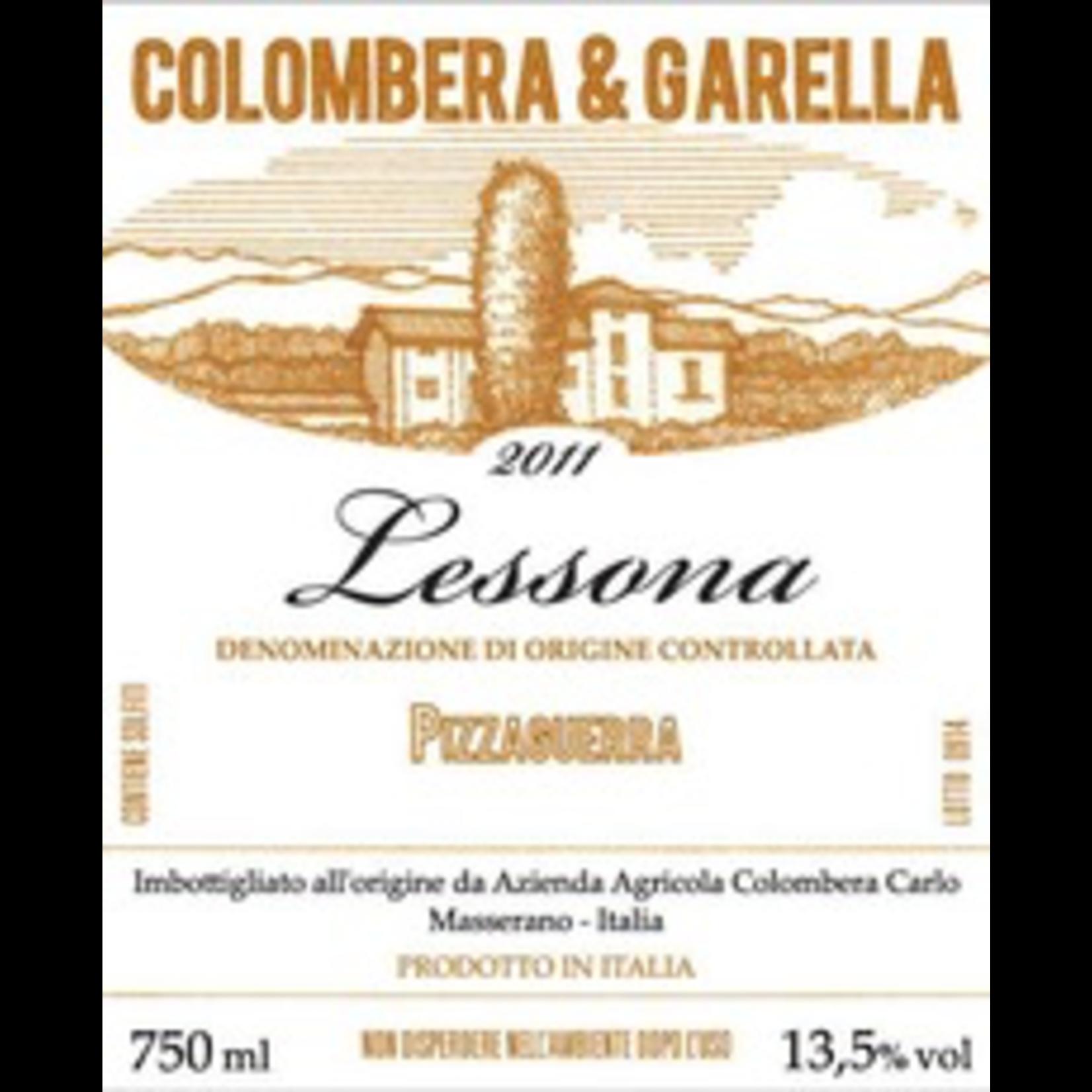 Wine Colombera & Garella Lessona 2015