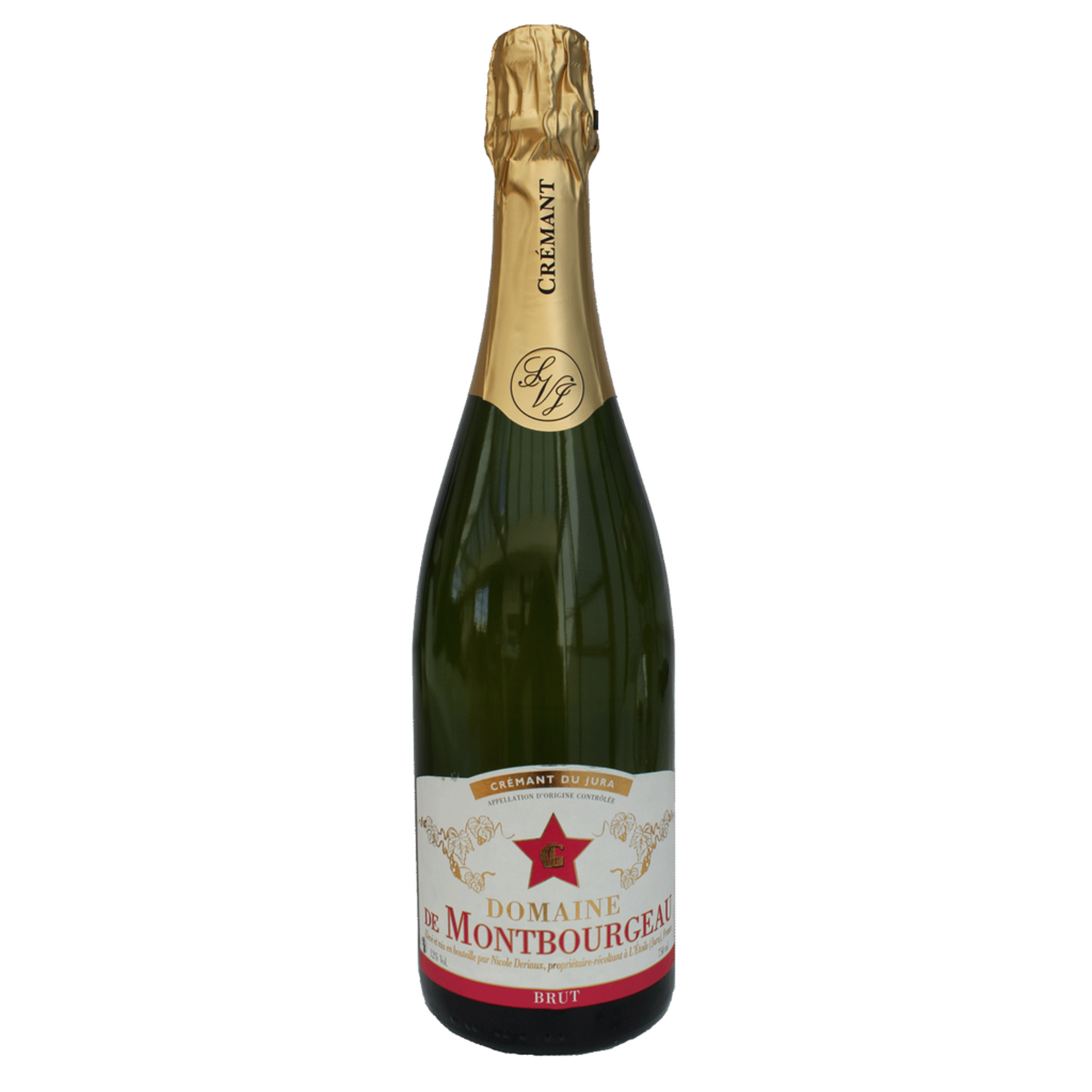 Wine Domaine de Montbourgeau Cremant du Jura 'L'Etoile' NV