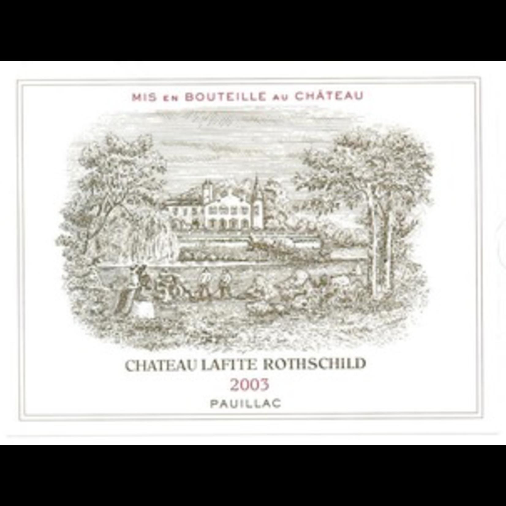 Chateau Lafite Rothschild 2003