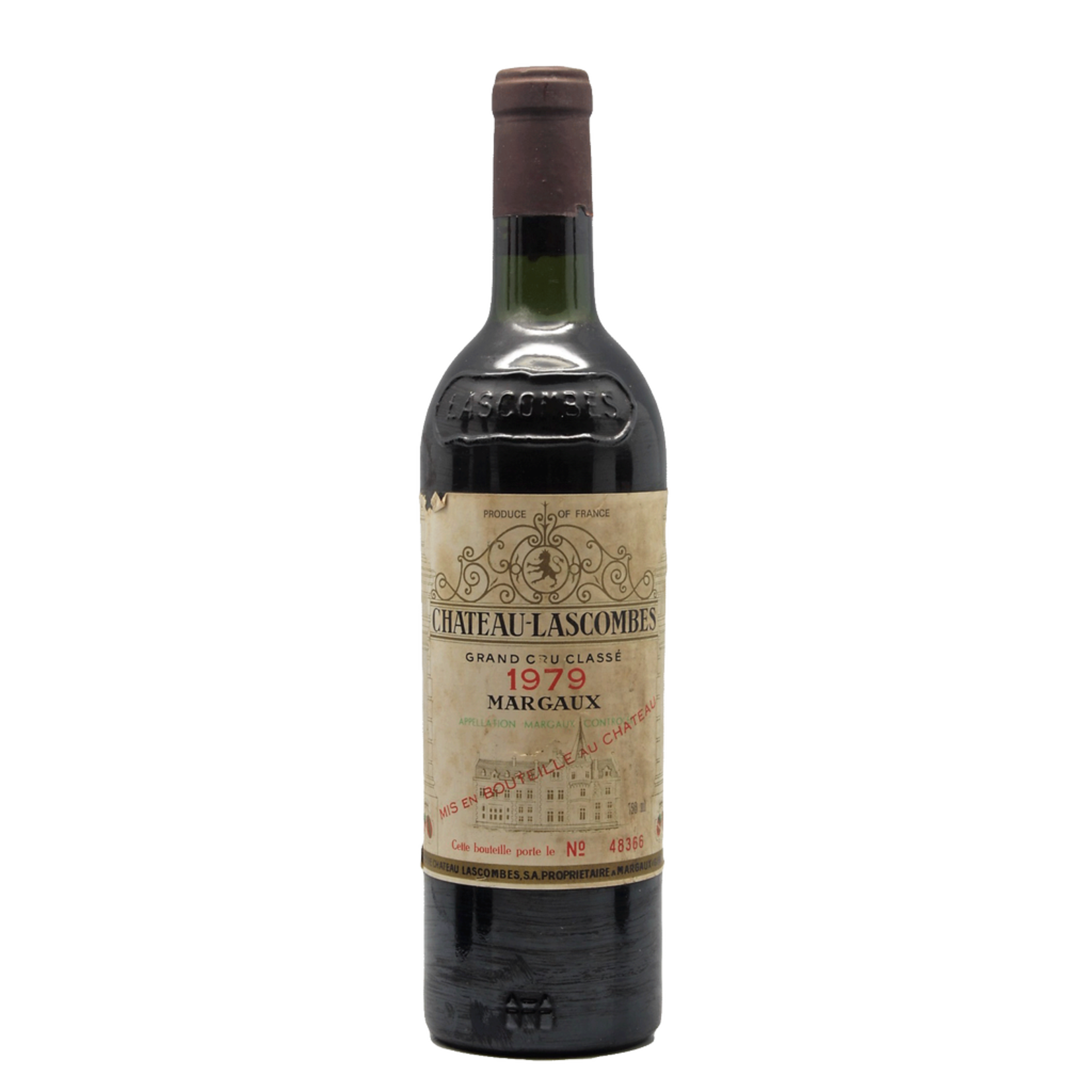 Wine Chateau Lascombes 1979 5L (OWC)