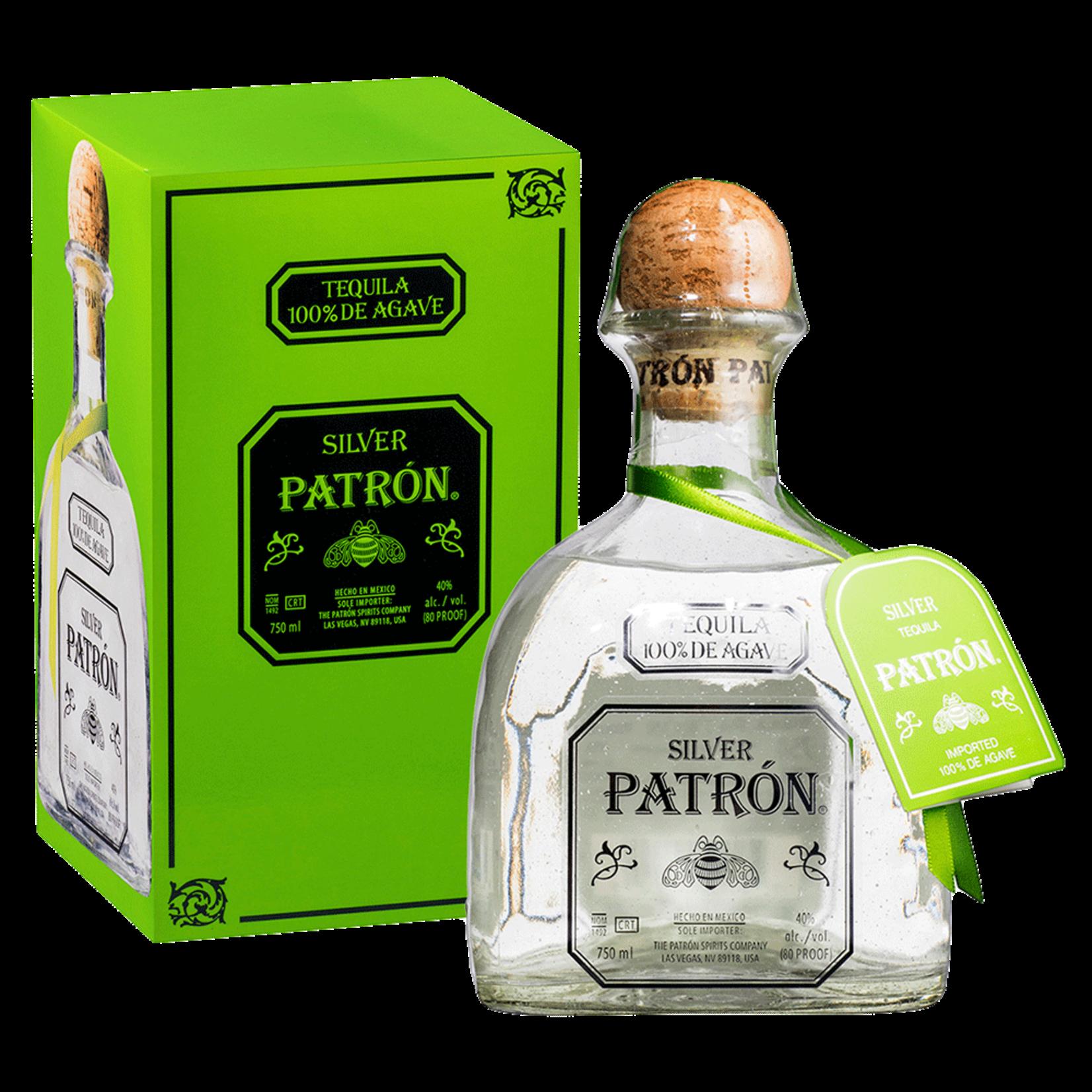 Spirits Patron Silver Tequila