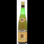 Wine Hugel Riesling Vendanges Tardives Alsace 1976