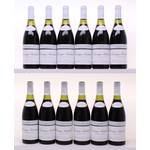 Wine Leroy Chassagne Montrachet 1990