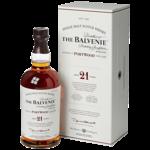 Spirits The Balvenie Portwood 21 Year Old Single Malt Scotch