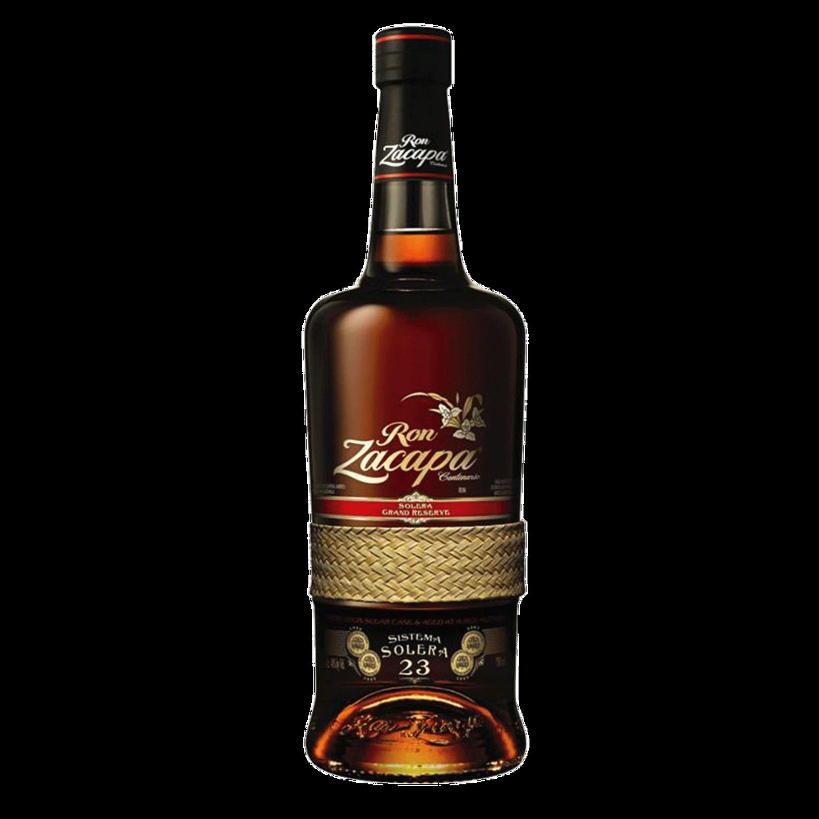 Spirits Ron Zacapa Centenario 23 Year Solera Rum