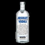Spirits Absolut Vodka 1L