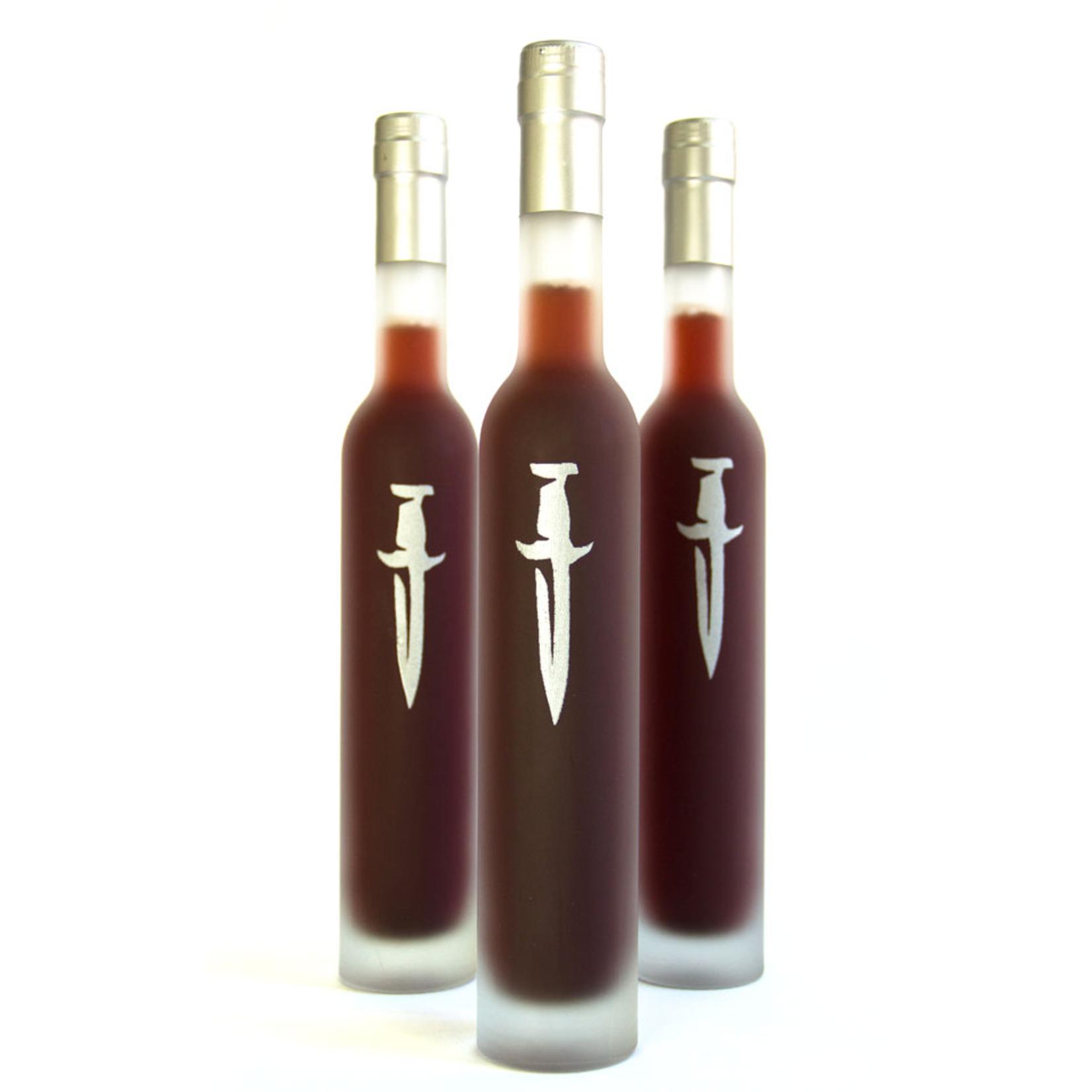 Enlightenment Wines 'Dagger' Tart Cherry Yarrow Hemlock Chamomile Mead 375ml